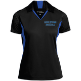 Women's Moisture Wicking Polo - Middletown Baseball