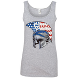Women's Tank Top - Goshen American Flag