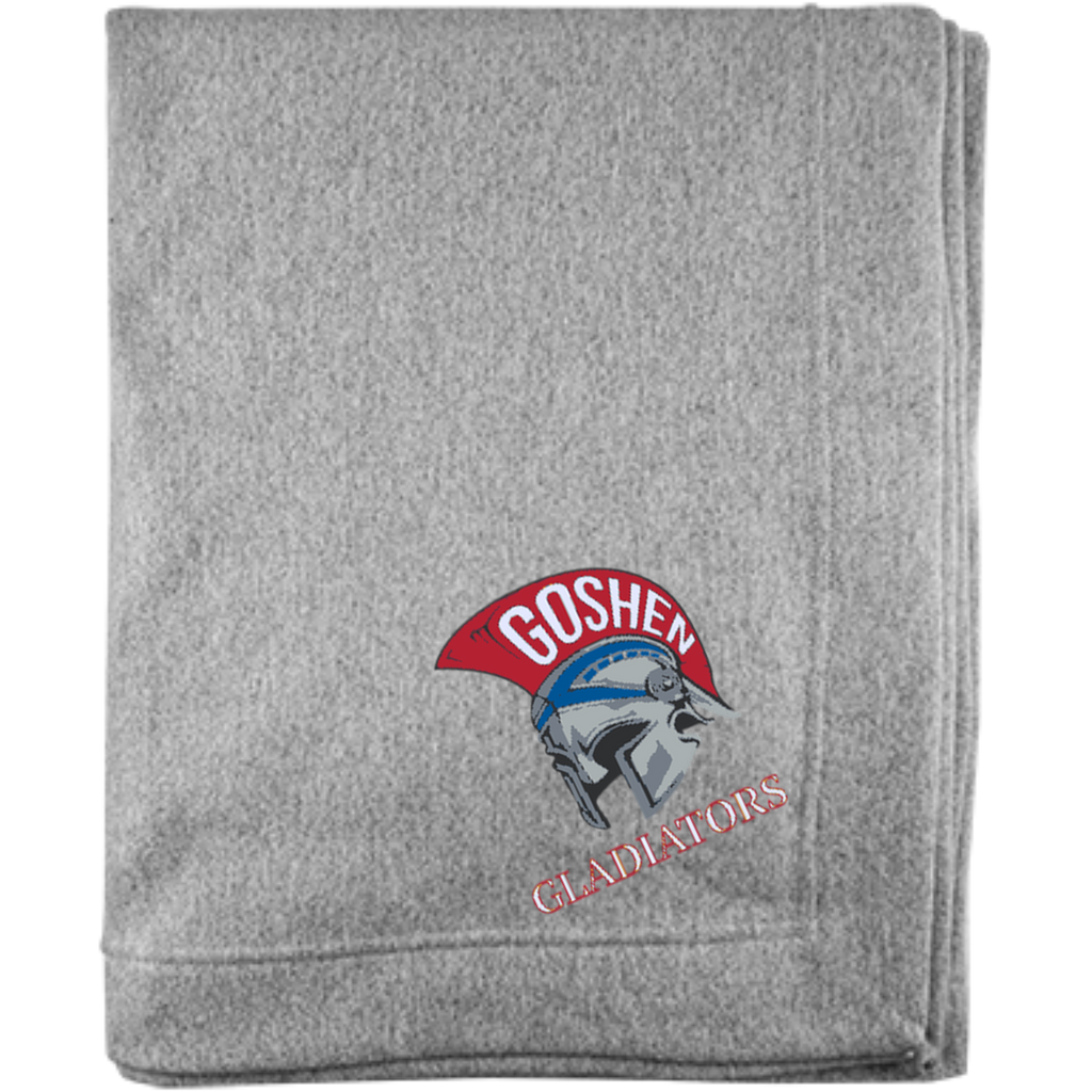 Sweatshirt Blanket - Goshen Gladiators