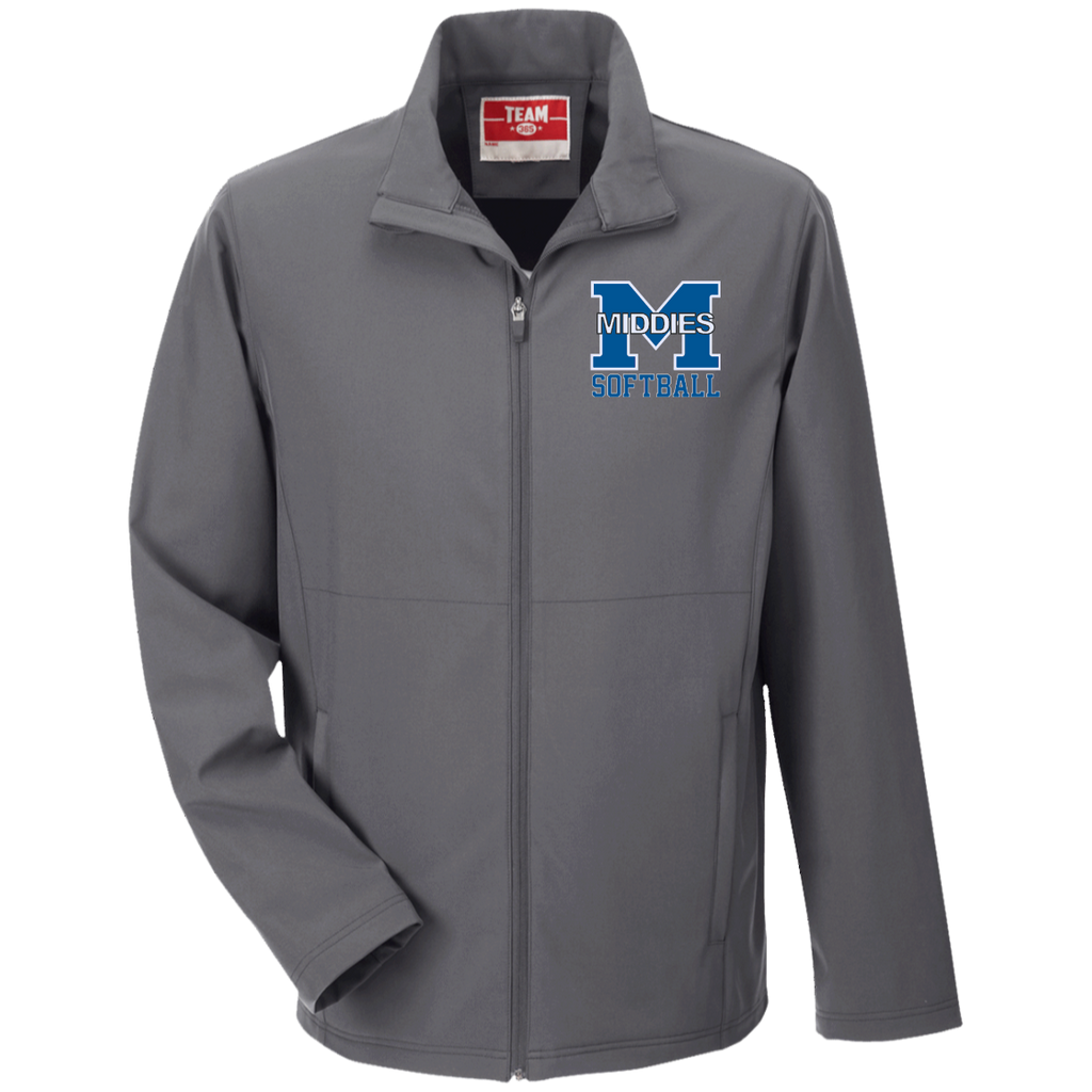 Men's Soft Shell Jacket - Middletown Softball
