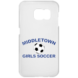 Samsung Galaxy S7 Phone Case - Middletown Girls Soccer