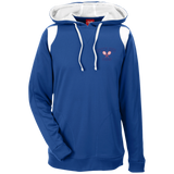 Men's Colorblock Hooded Sweatshirt - South Glens Falls Tennis