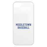 iPhone 5 Case - Middletown Baseball