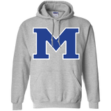 Men's Hooded Sweatshirt - Middletown Block