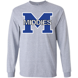Youth Long Sleeve T-Shirt - Middletown Middies