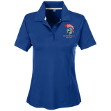 Women's Solid Polo - Goshen Swimming & Diving