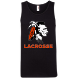Men's Tank Top - Cambridge Lacrosse - Indian Logo
