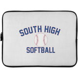 Laptop Sleeve - 15 Inch - South Glens Falls Softball