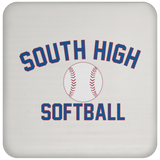 Single Coaster - South Glens Falls Softball