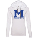 Women's T-Shirt Hoodie - Middletown