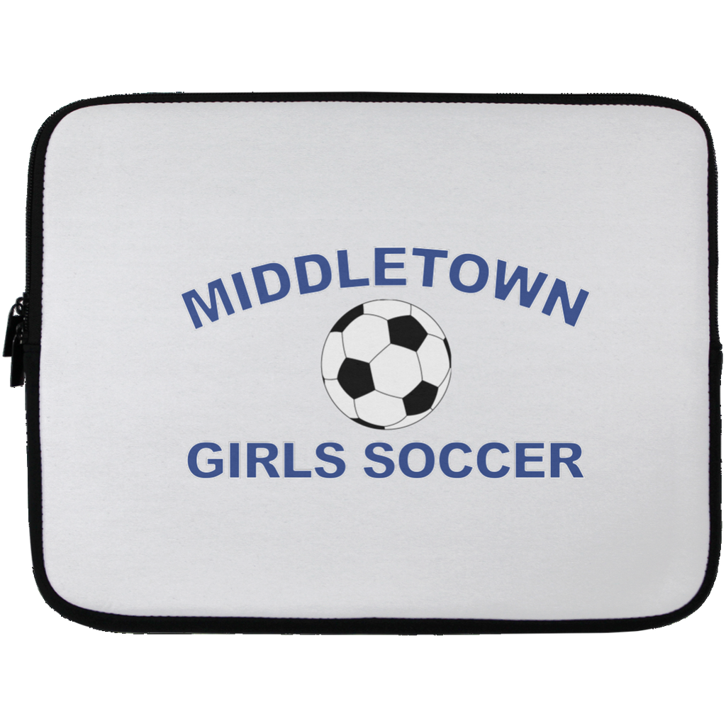 Laptop Sleeve - 13 inch - Middletown Girls Soccer