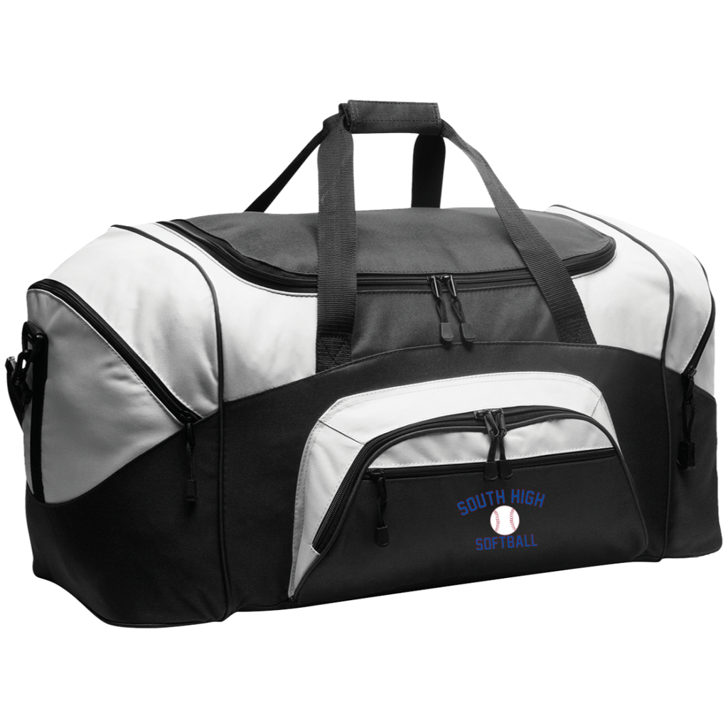 Large Duffel Bag - South Glens Falls Softball