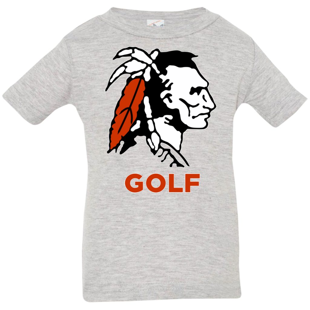Infant T-Shirt - Cambridge Golf - Indian Logo