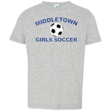 Toddler T-Shirt - Middletown Girls Soccer