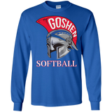 Men's Long Sleeve T-Shirt - Goshen Softball