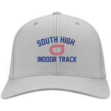 Twill Hat - South Glens Falls Indoor Track