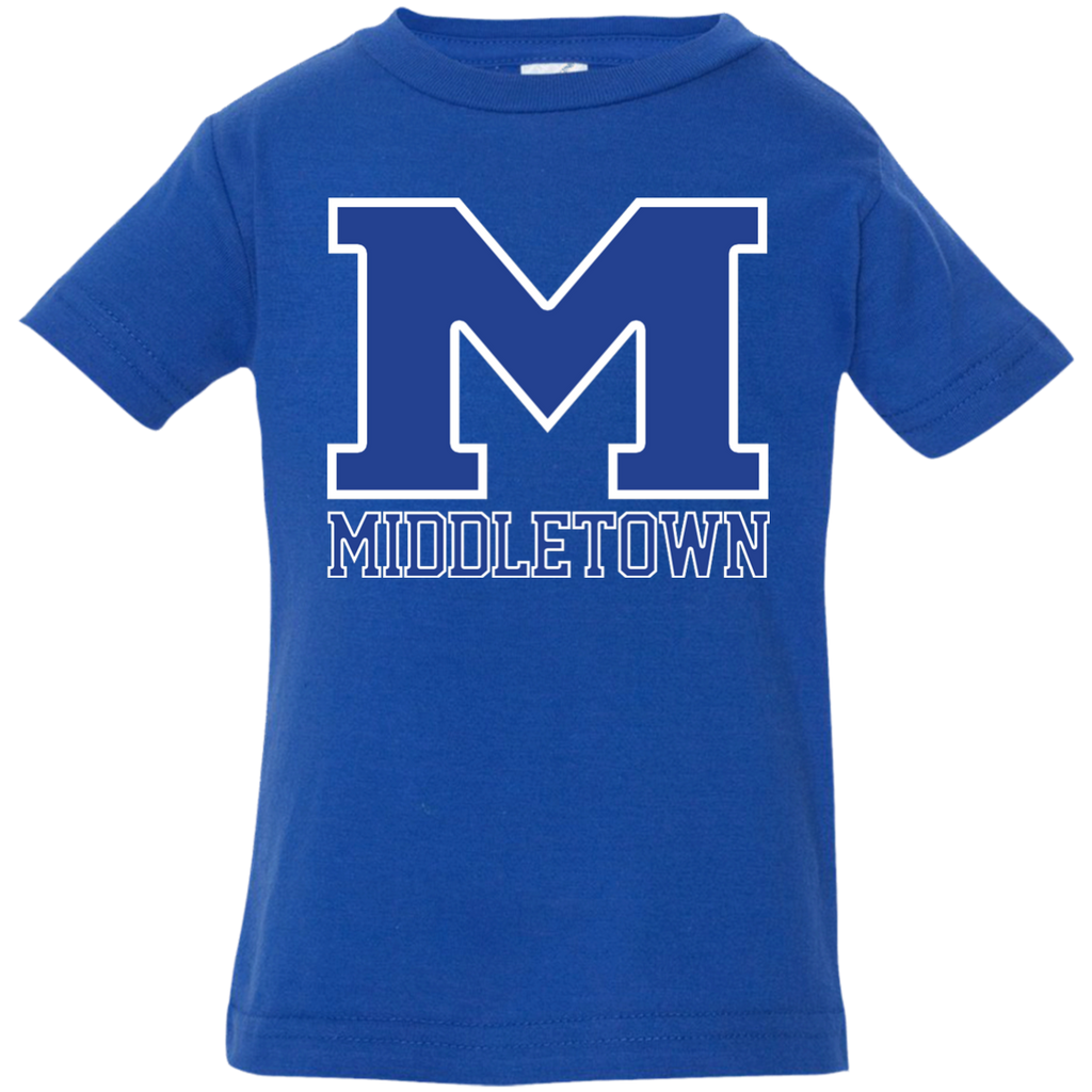"Infant T-Shirt - Middletown ""M"""