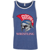 Men's Tank Top - Goshen Wrestling