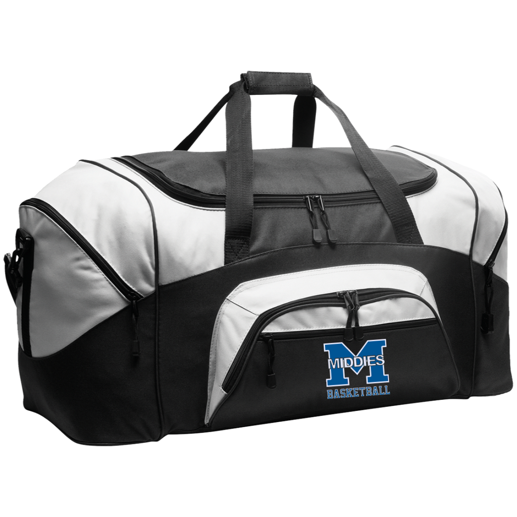 Large Duffel Bag - Middletown Girls Basketball