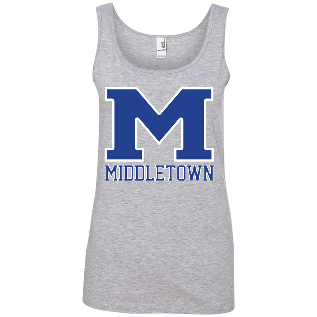 "Women's Tank Top - Middletown ""M"""