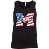 Youth Tank Top - Middletown American Flag