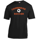 Youth Moisture Wicking T-Shirt - Cambridge Soccer