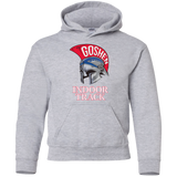 Youth Hooded Sweatshirt - Goshen Indoor Track