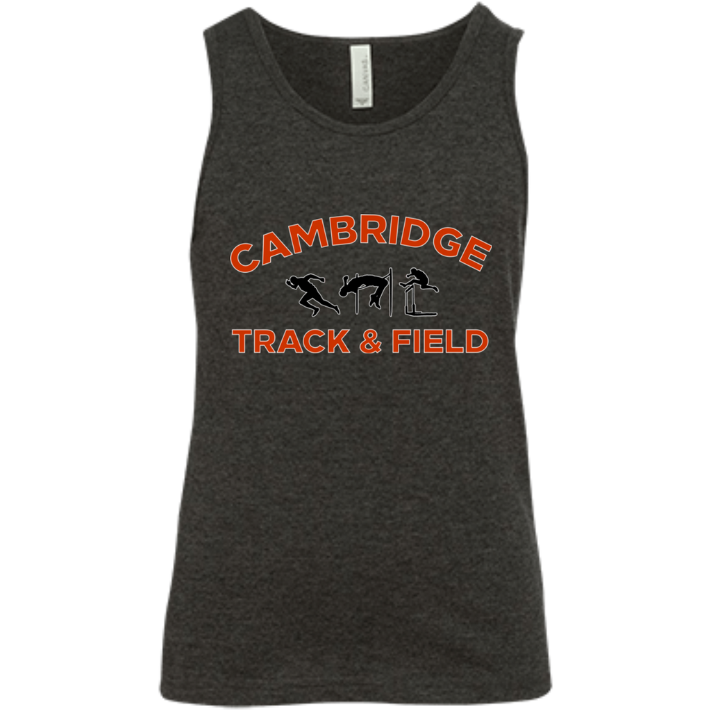 Youth Tank Top - Cambridge Track & Field