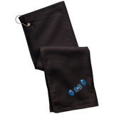 Golf Towel - Middletown Unified Basketball