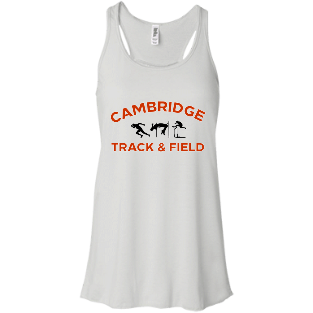 Women's Racerback Tank Top - Cambridge Track & Field