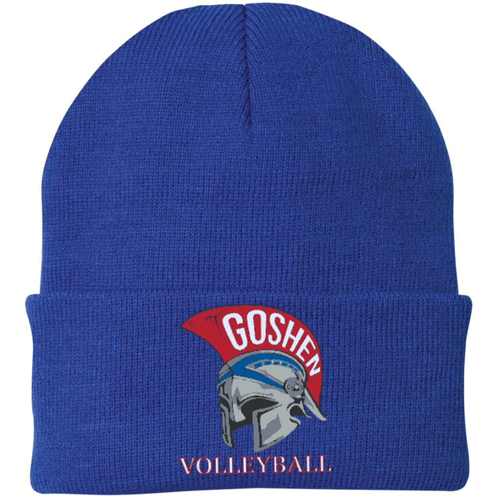 Knit Winter Hat - Goshen Volleyball