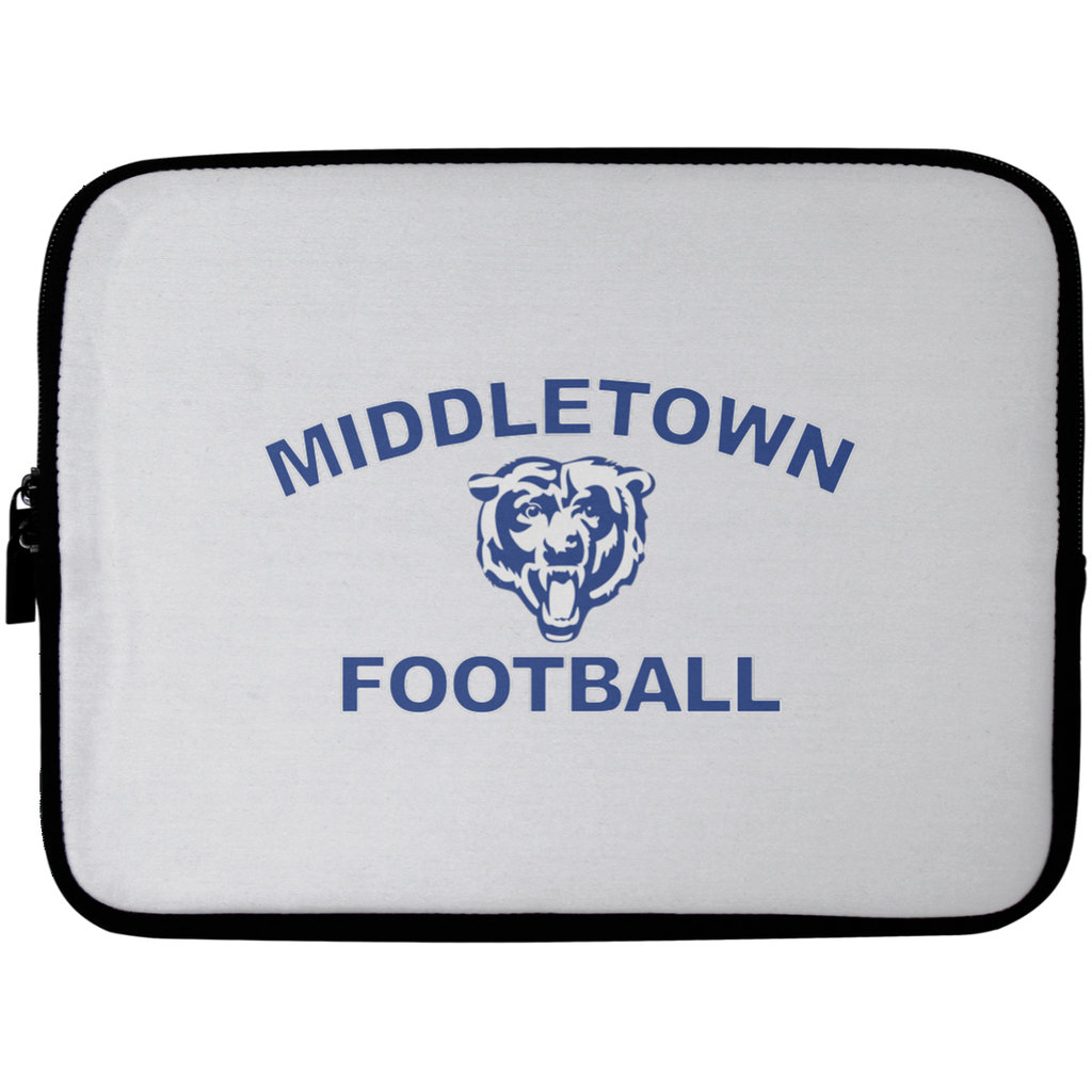 Laptop Sleeve - 10 inch - Middletown Football
