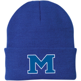 Knit Winter Hat - Middletown Block