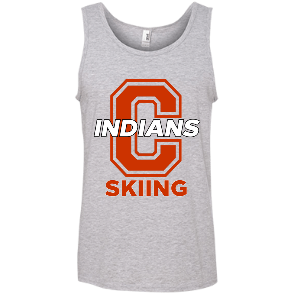 Men's Tank Top - Cambridge Skiing - C Logo