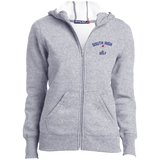 Women's Full-Zip Hooded Sweatshirt - South Glens Falls Golf