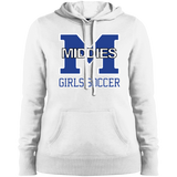Women's Hooded Sweatshirt - Middletown Middie Girls Soccer