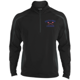 Men's Sport Wicking Half-Zip - South Glens Falls Lacrosse