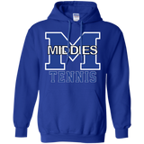 Men's Hooded Sweatshirt - Middletown Tennis
