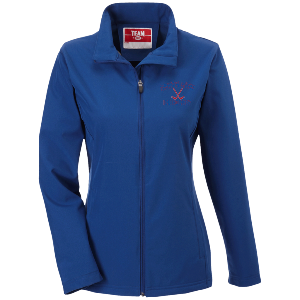 Women's Soft Shell Jacket - South Glens Falls Ice Hockey