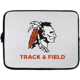 Laptop Sleeve - 13 inch - Cambridge Track & Field - Indian Logo