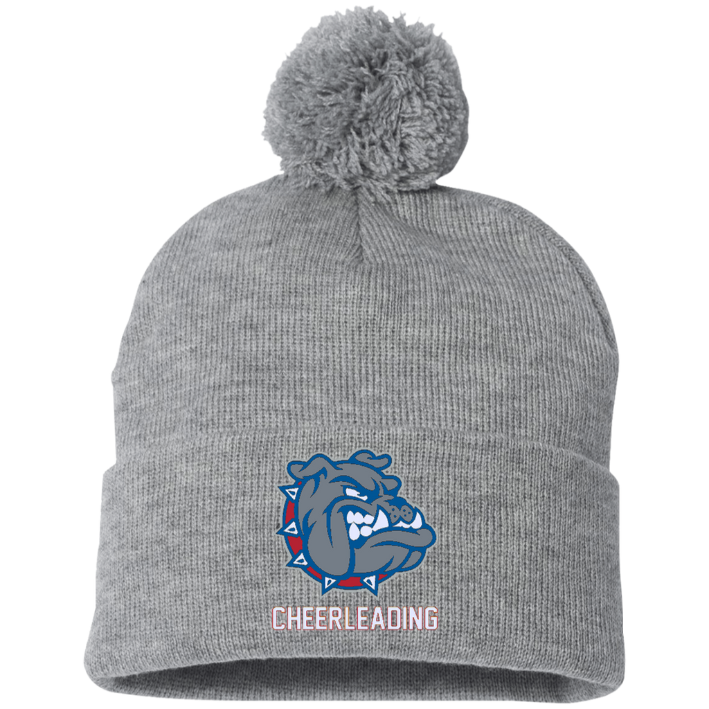 SP15 Sportsman Pom Pom Knit Cap