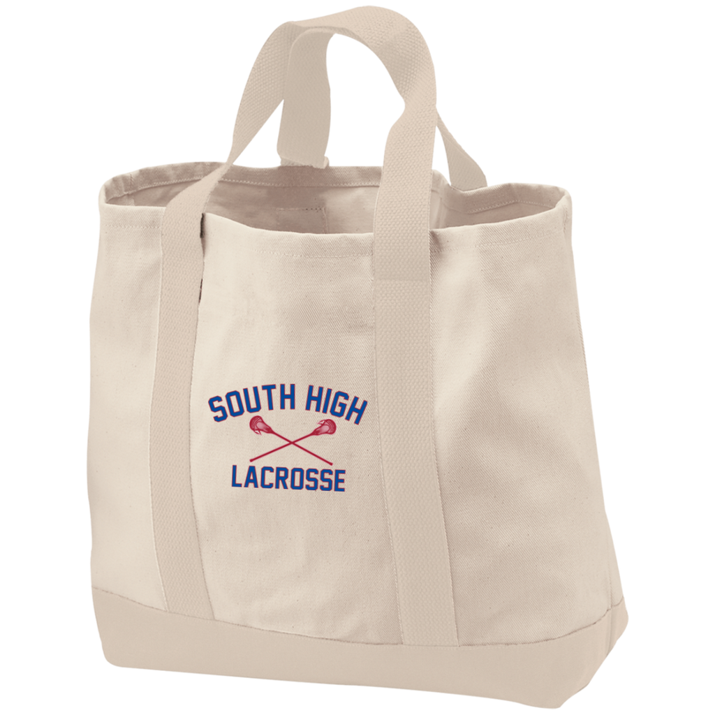 Tote Bag - South Glens Falls Lacrosse