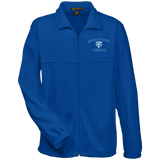 Men's Full-Zip Fleece - Middletown Tennis - Bear Logo