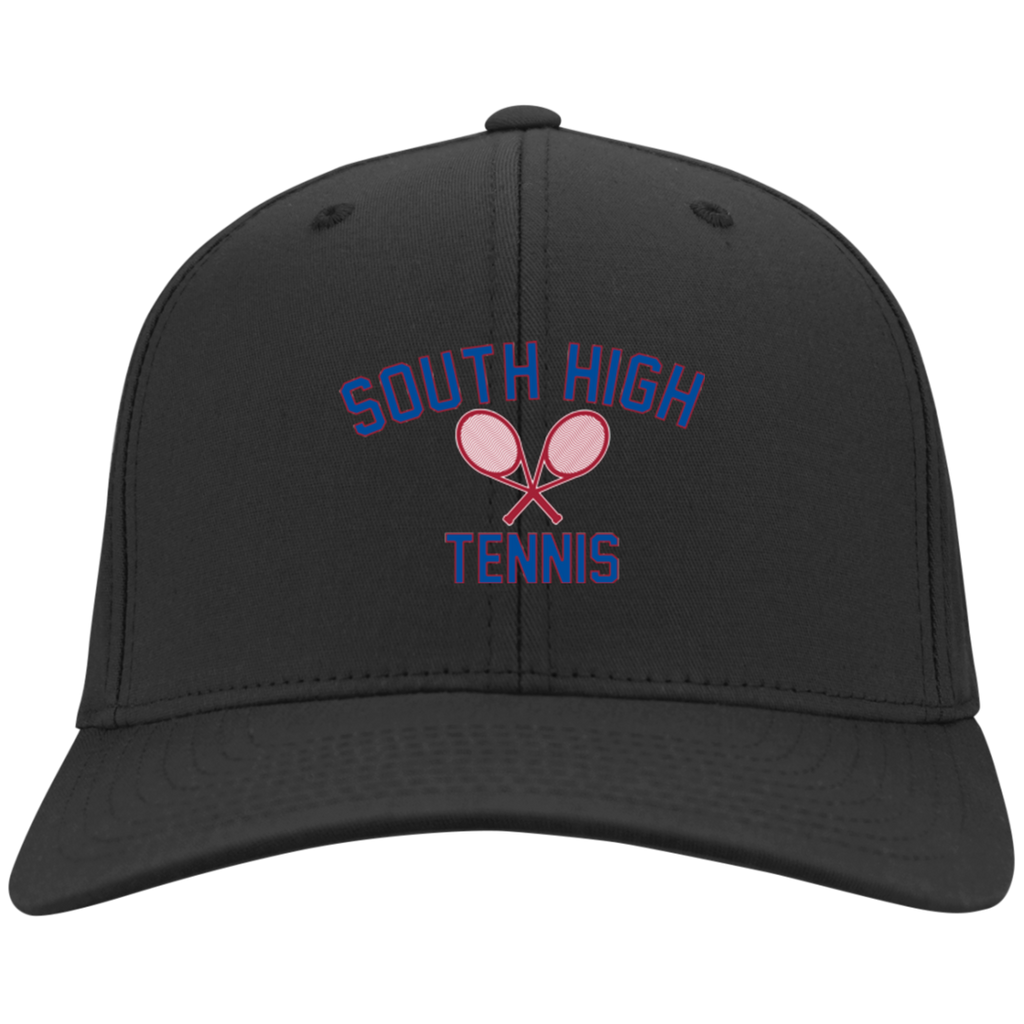 Flex Fit Twill Hat - South Glens Falls Tennis