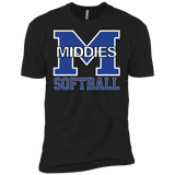 Men's Premium T-Shirt - Middletown Softball