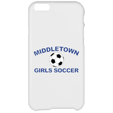 iPhone 6 Plus Case - Middletown Girls Soccer