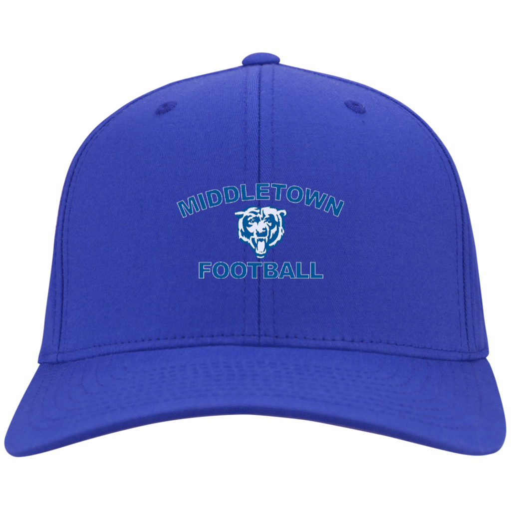 Youth Dri Zone Nylon Hat - Middletown Football