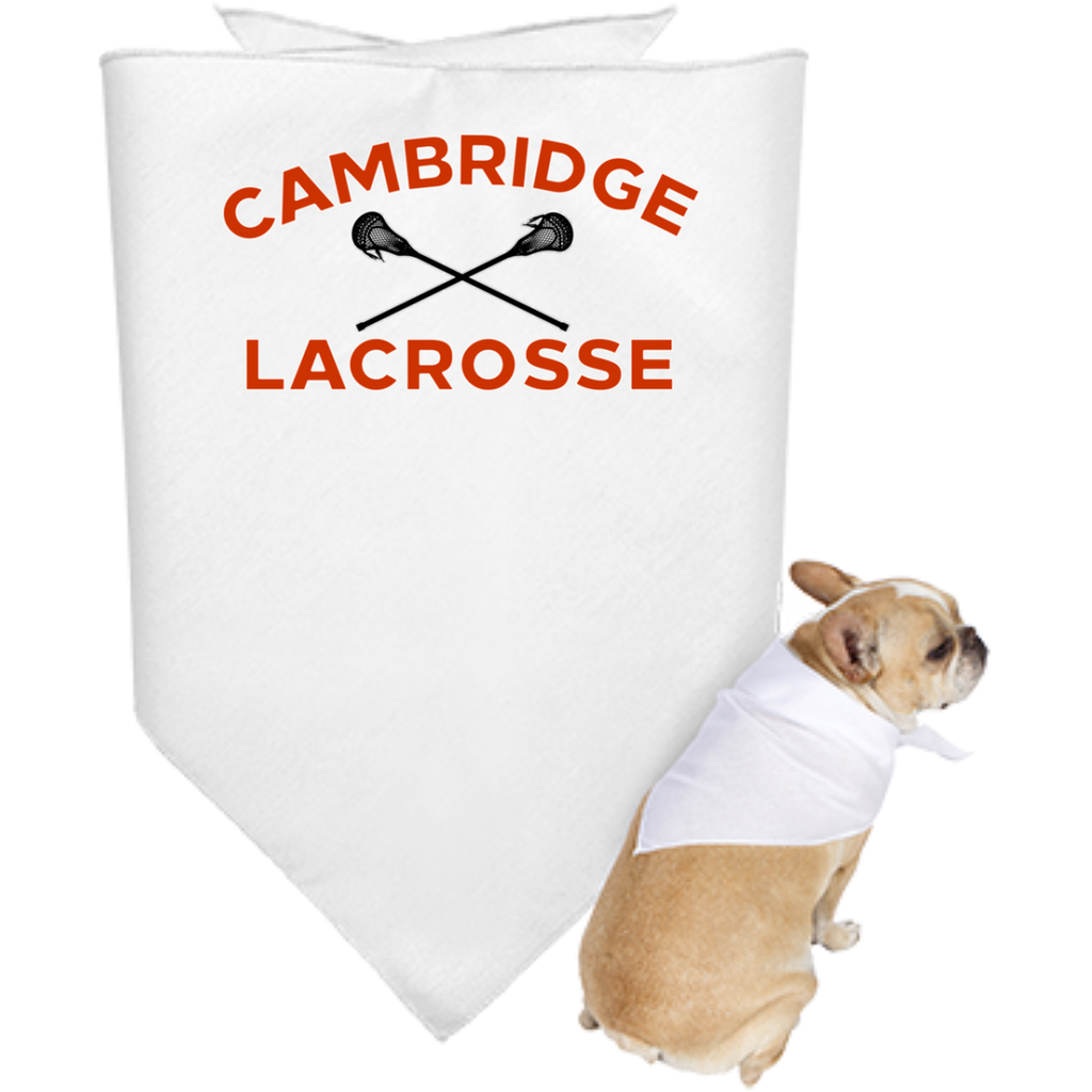 Doggie Bandana - Cambridge Lacrosse