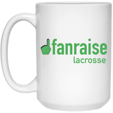 15 oz. Coffee Mug - Fanraise Corporate - Full Logo