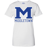 Women's Cotton T-Shirt - Middletown